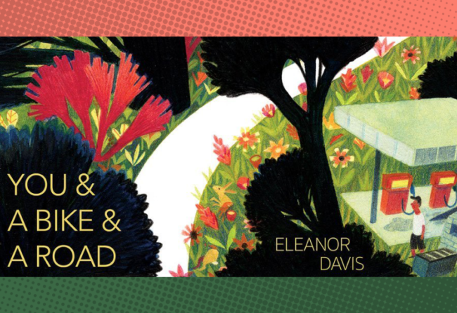 Books with Pictures Book Club: You & A Bike & A Road