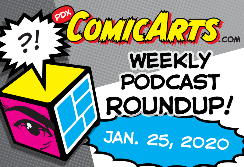 Podcast Roundup Jan 25 2020