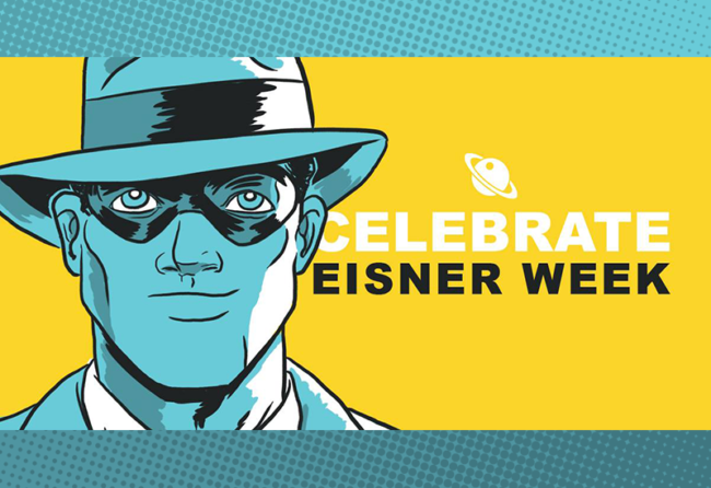 Eisner Week, Things from Another World