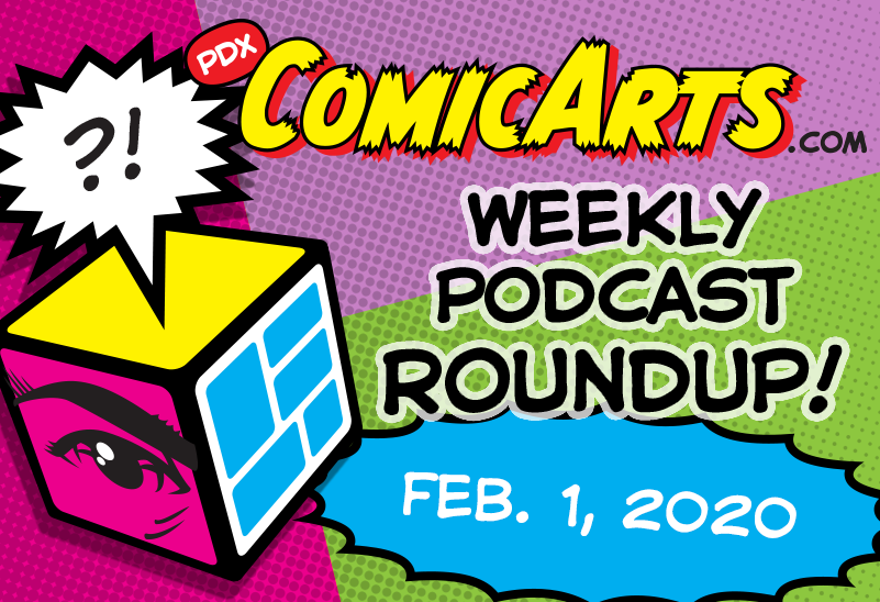 Podcast Roundup 2020-02-01