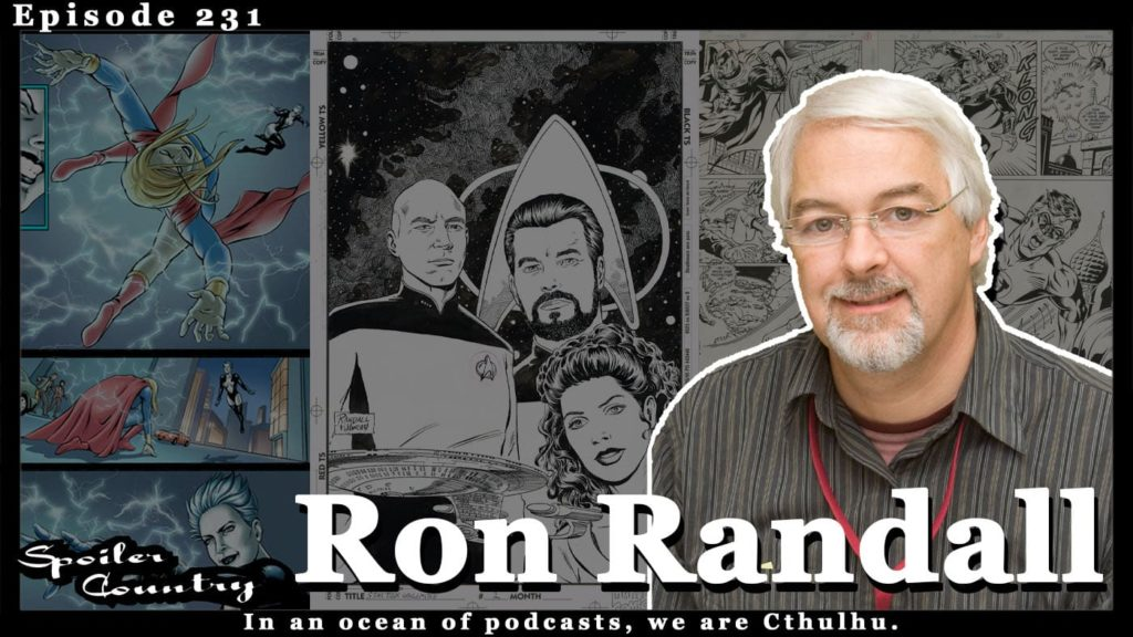 Spoiler Country Podcast Ron Randall February 2020