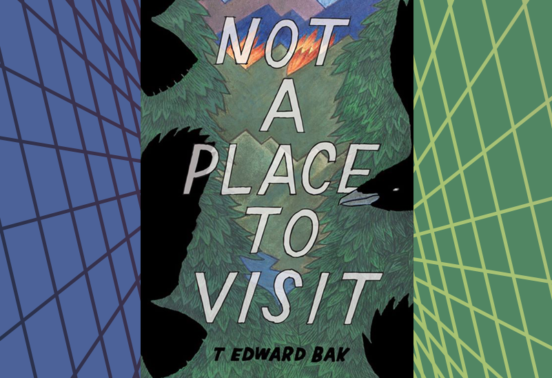 Not A Place To Visit Online Release April 2