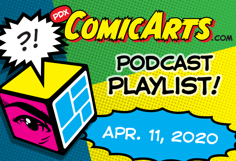 Podcast Playlist April 11, 2020