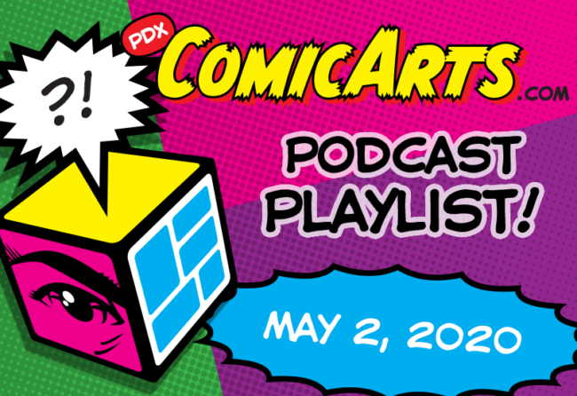 Podcast Playlist May 2, 2020