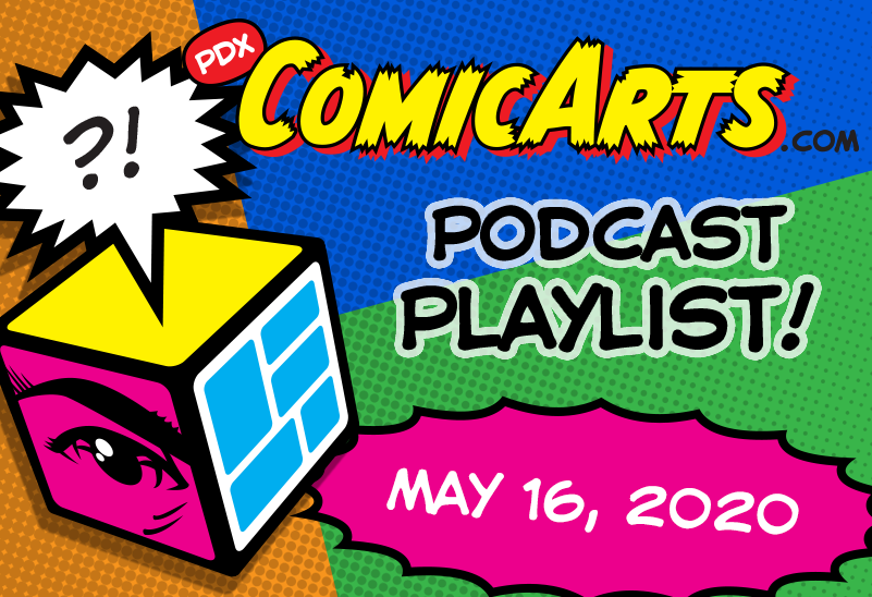Podcast Playlist May 16 2020