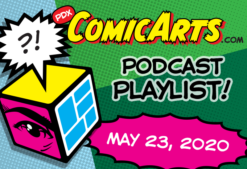 Podcast Playlist May 23, 2020