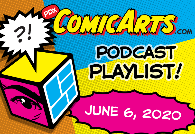 Podcast Playlist June 6, 2020