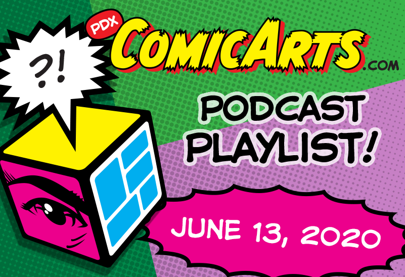 Podcast Playlist June 13 2020