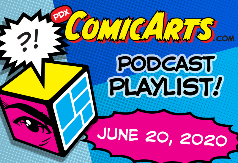 Podcast Playlist June 20, 2020