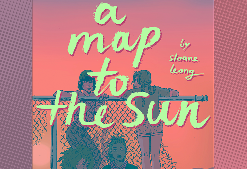 A Map to the Sun Virtual Book Release, August 5, 2020
