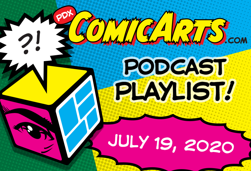 Podcast Playlist: July 22, 2020