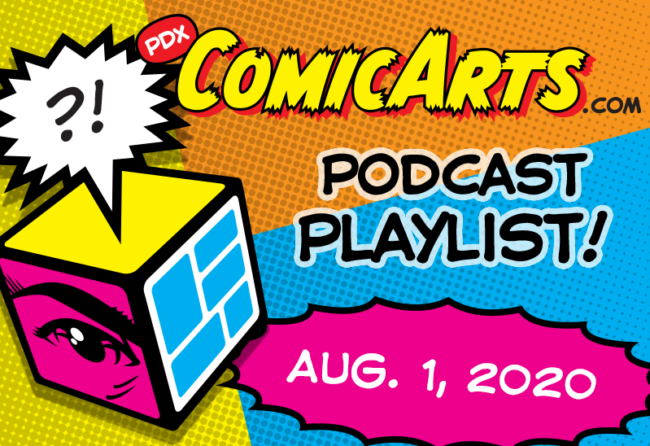Podcast Playlist August 1, 2020