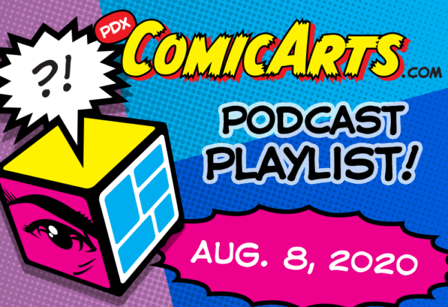 Podcast Playlist, August 8 2020