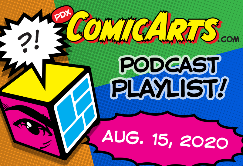 Podcast Playlist, August 15 2020