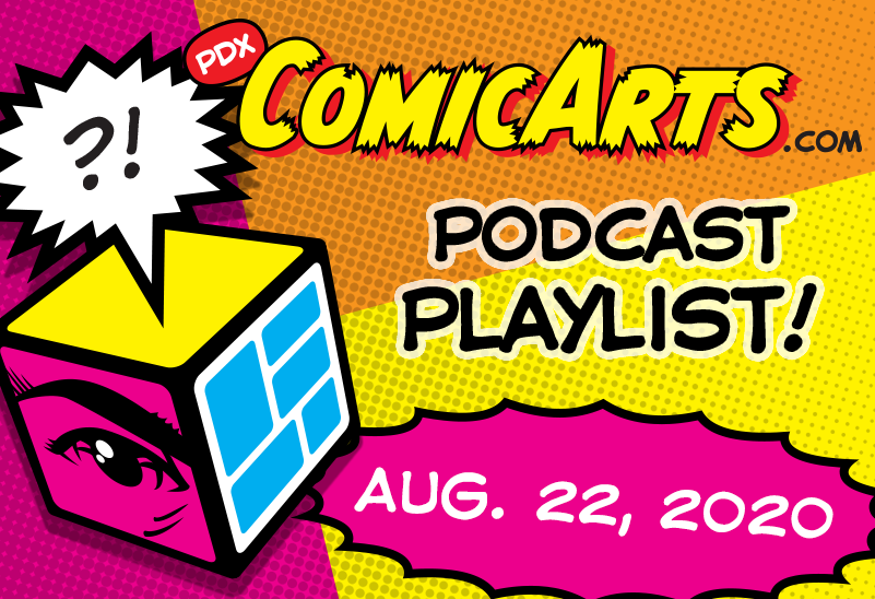 Podcast Playlist, August 22, 2020
