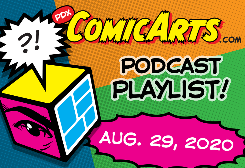 Podcast Playlist, August 29 2020