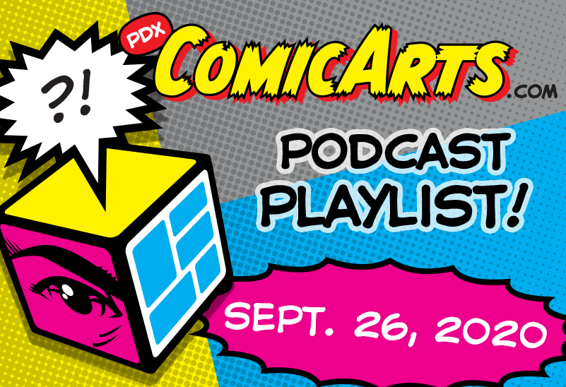 Podcast Playlist, September 26, 2020