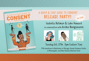 A Quick and Easy Guide to Consent Release Party