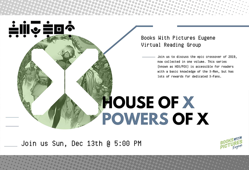 Virtual Book Club: House of X / Powers of X