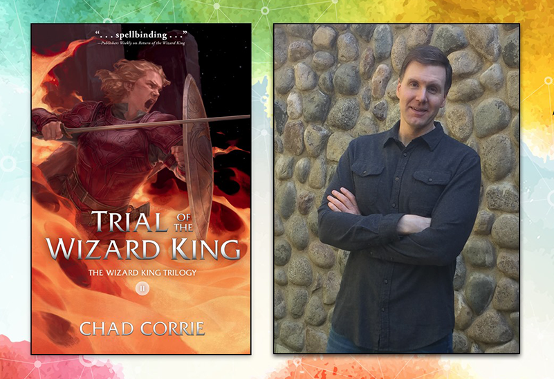 Trial of the Wizard King Book Tour Kickoff, April 13 2021